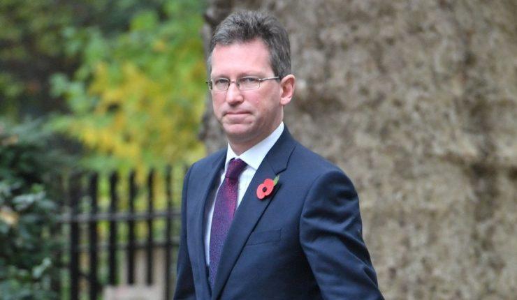 Jeremy Wright, MP